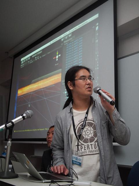 CGWORLD 2012 -クリエイティブ カンファレンス- での発表